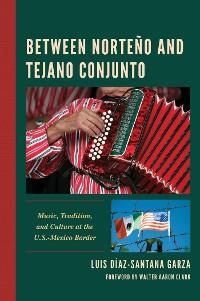 Cover Between Norteño and Tejano Conjunto