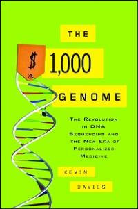 Cover $1,000 Genome