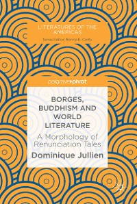 Cover Borges, Buddhism and World Literature