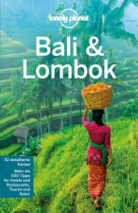 Cover Lonely Planet Reiseführer Bali & Lombok