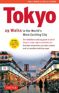 Cover Tokyo: 29 Walks in the World's Most Exciting City