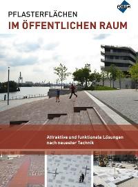Cover Pflasterflächen im öffentlichen Raum