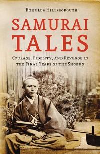 Cover Samurai Tales