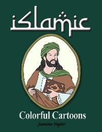 Cover Islamic Colorful Cartoons