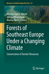 Cover Forests of Southeast Europe Under a Changing Climate