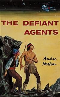 Cover The Defiant Agents