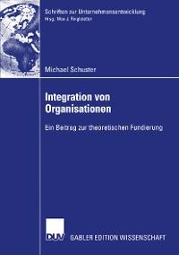 Cover Integration von Organisationen