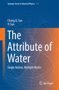 Cover The Attribute of Water