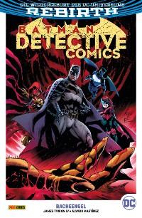 Cover Batman - Detective Comics, Band 4 (2. Serie) - Racheengel