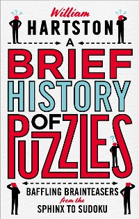 Cover A Brief History of Puzzles