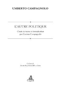 Cover L'autre politique