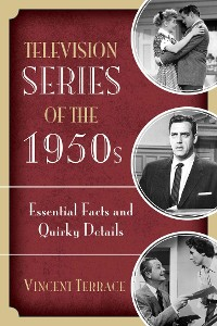 Cover Television Series of the 1950s