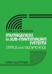 Cover Mutagenesis in Sub-Mammalian Systems
