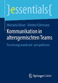 Cover Kommunikation in altersgemischten Teams