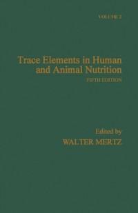Cover Trace Elements in Human and Animal Nutrition