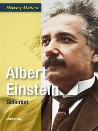 Cover Albert Einstein: Scientist