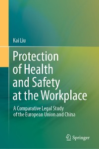 Cover Protection of Health and Safety at the Workplace
