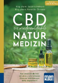 Cover CBD - die wiederentdeckte Naturmedizin. Kompakt-Ratgeber