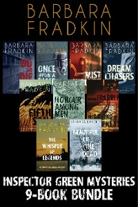 Cover Inspector Green Mysteries 9-Book Bundle