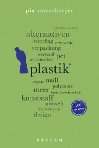 Cover Plastik. 100 Seiten