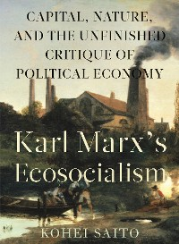 Cover Karl Marx's Ecosocialism