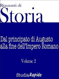 Cover Riassunti di storia - Volume 2