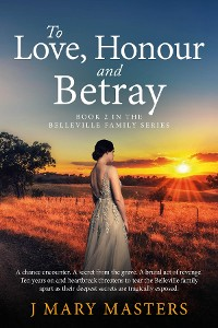 Cover To Love, Honour and Betray