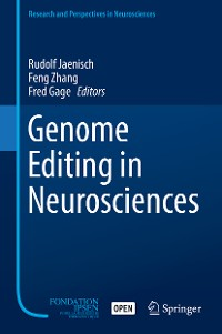 Cover Genome Editing in Neurosciences
