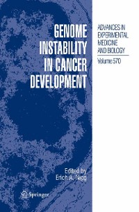 Cover Genome Instability in Cancer Development