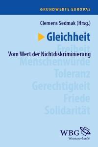 Cover Gleichheit