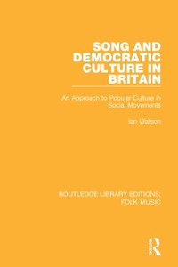 Cover Song and Democratic Culture in Britain