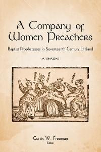 Cover A Company of Women Preachers