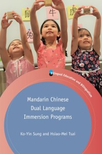 Cover Mandarin Chinese Dual Language Immersion Programs