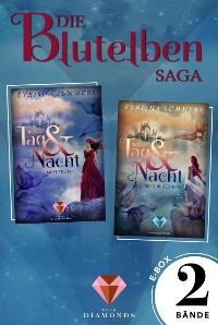 Cover Alle Bände der romantisch-fantastischen »Blutelben« in einer E-Box (Die Blutelben-Saga )
