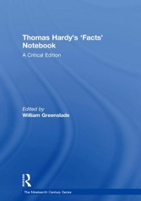 Cover Thomas Hardy's 'Facts' Notebook