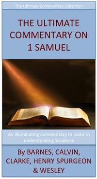 Cover The Ultimate Commentary On 1 Samuel