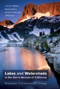 Cover Lakes and Watersheds in the Sierra Nevada of California