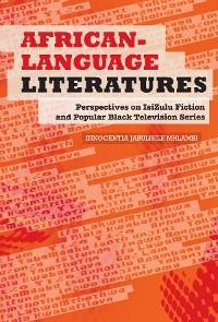 Cover African-Language Literatures