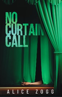 Cover NO CURTAIN CALL