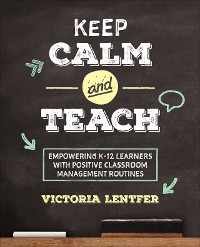 Cover Keep CALM and Teach