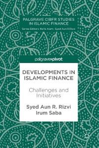 Cover Developments in Islamic Finance