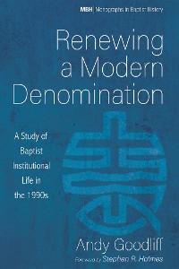 Cover Renewing a Modern Denomination