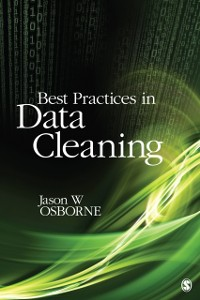 Cover Best Practices in Data Cleaning