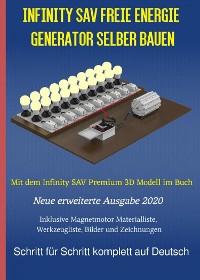 Cover Infinity SAV Freie Energie Generator selber bauen
