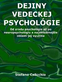 Cover História vedeckej psychológie