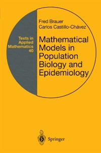 Cover Mathematical Models in Population Biology and Epidemiology
