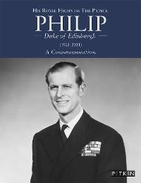 Cover His Royal Highness The Prince Philip, Duke of Edinburgh