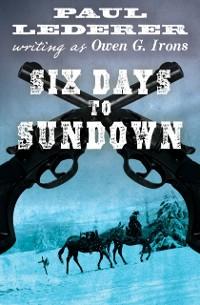 Cover Six Days to Sundown