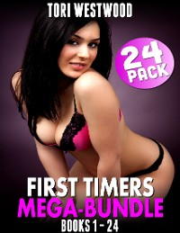 Cover First Timers Mega Bundle 24-pack - Books 1 to 24