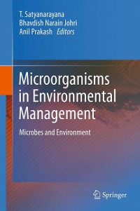 Cover Microorganisms in Environmental Management